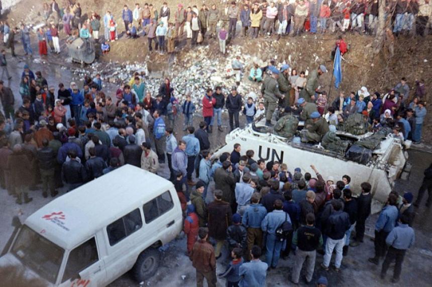 """""""Vrh RS nije imao plan da osvoji Srebrenicu"""""""