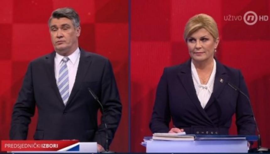 Hrvatska danas odlučuje ko će biti predsjednik