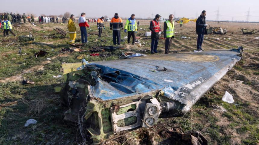 Iranci raketama greškom oborili ukrajinski avion?