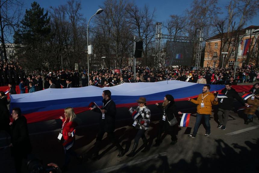 Završen svečani defile u čast Republike Srpske