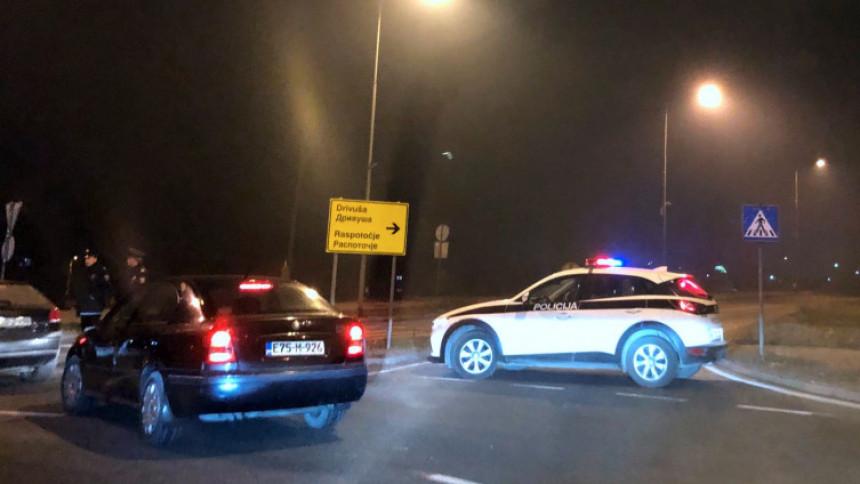 Zenica: Zbog udesa u prekidu saobraćaj