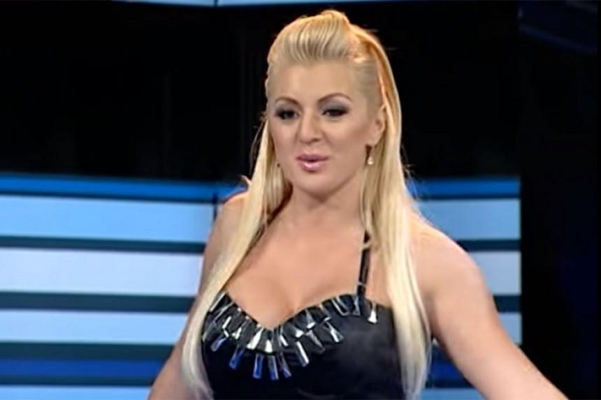 Pjevačica Alma Tucaković 23. šeikova žena