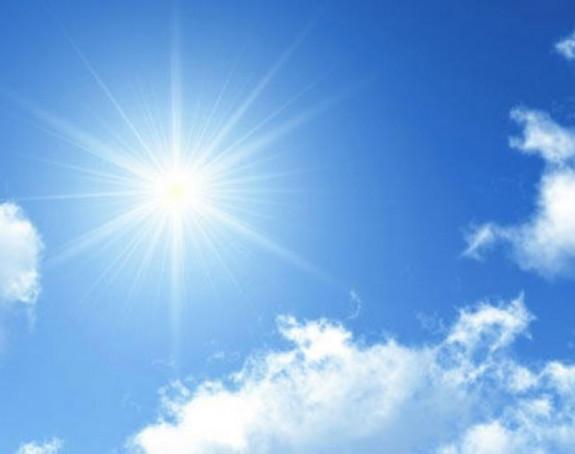 Danas sunčano i toplije vrijeme