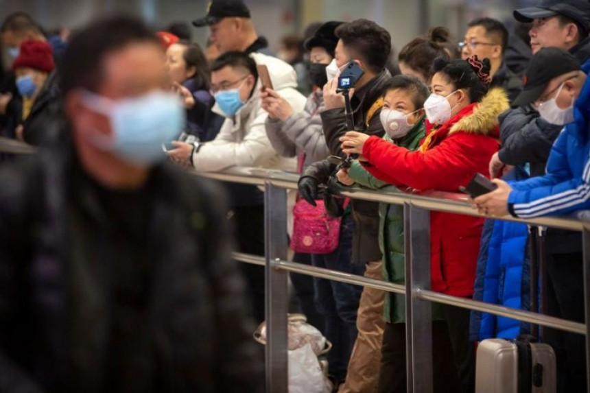 Sumnja na slučaj korona virusa javila se u Beču