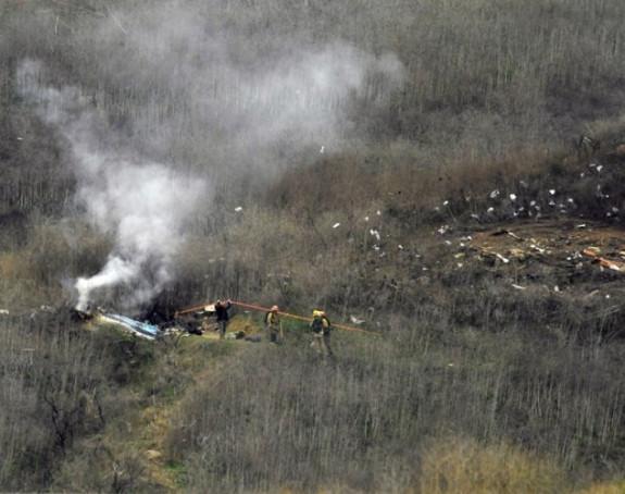 FBI pokrenuo istragu o padu helikoptera