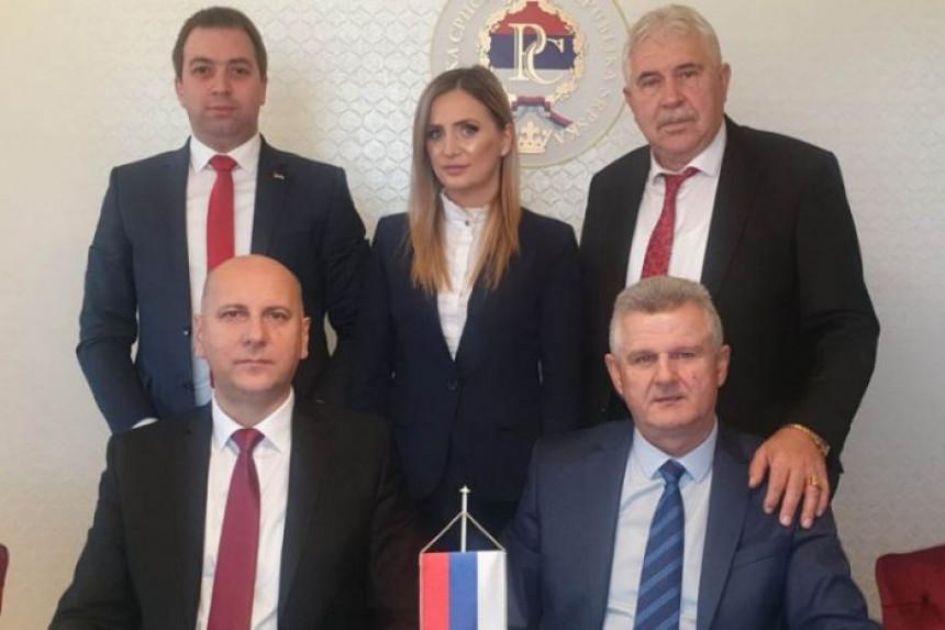Formiran novi klub poslanika SP u NSRS