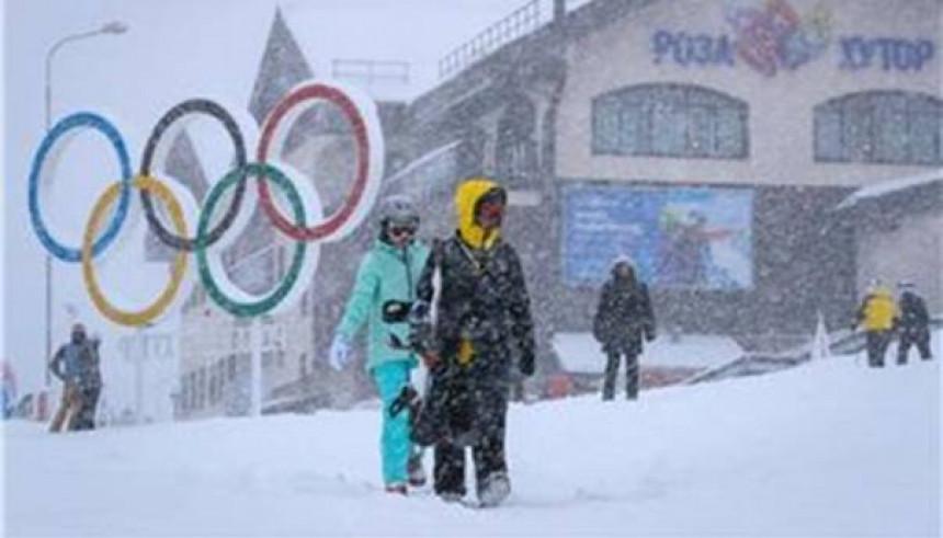 Отказан спуст скијашица у Сочију