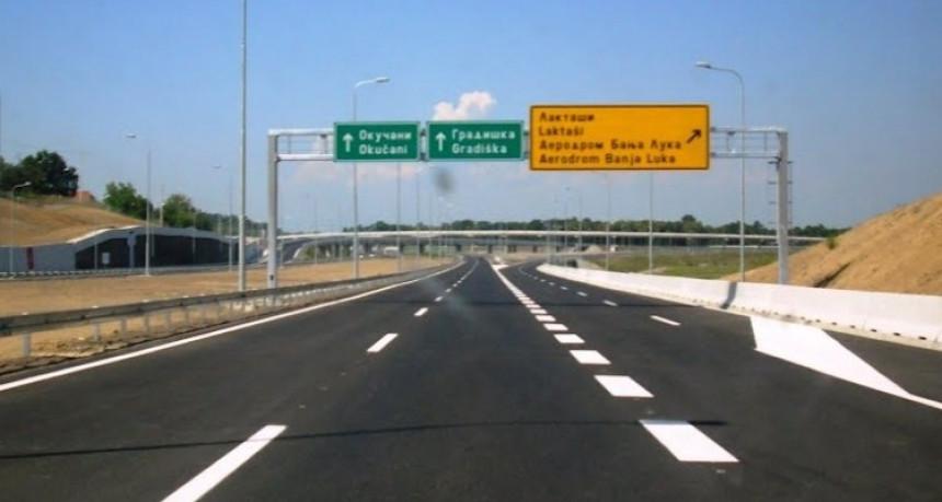 Za autoput Banjaluka - Gradiška dodatnih 14,2 miliona KM