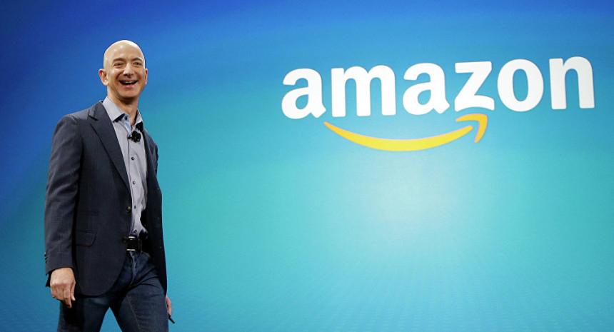 """Vlasnik """"Amazona"""" jednim klikom izgubio milijarde"""