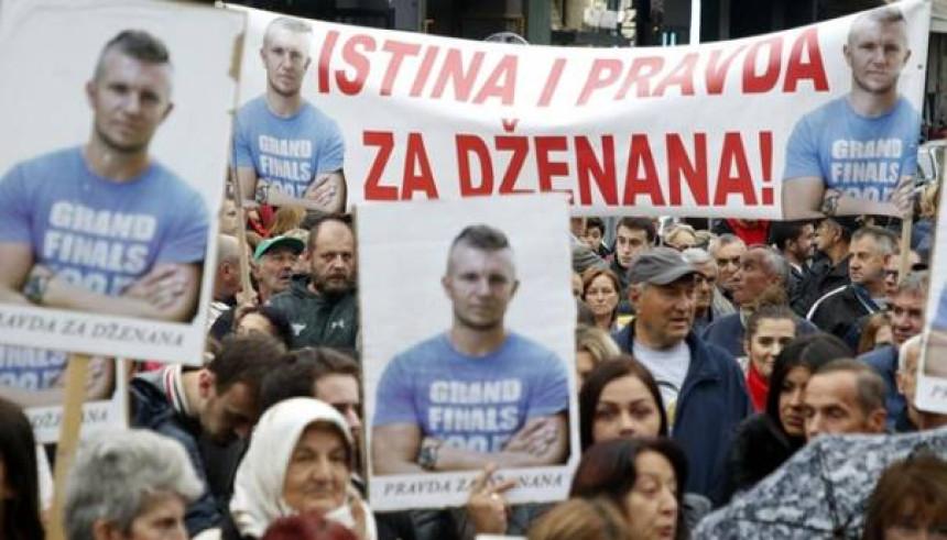 """U Sarajevu danas skup """"Pravda za Dženana"""""""