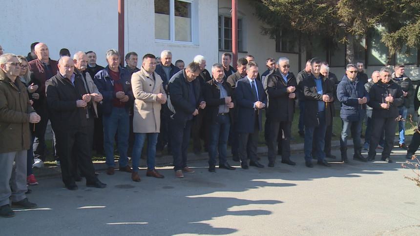 Помен пуковнику Милану Јовићу у Доњој Трнови
