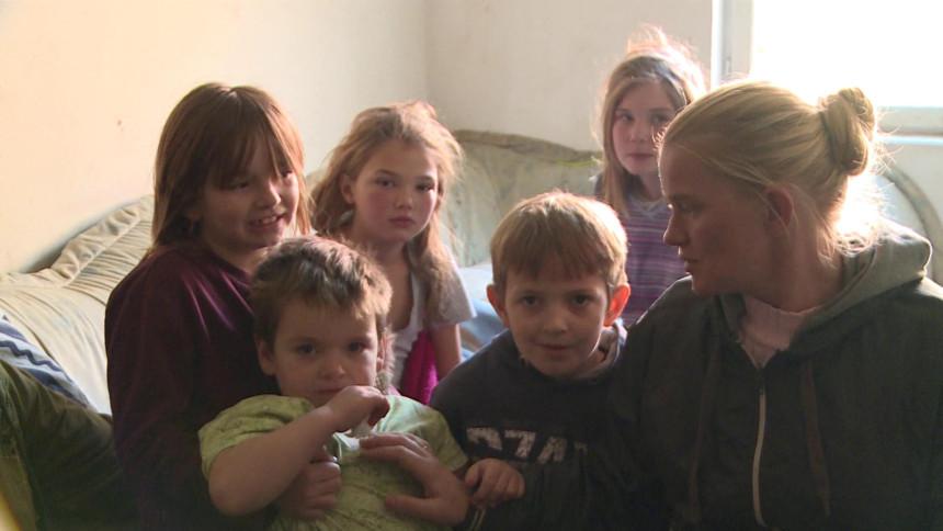 Ljubija: Porodici Vasiljević potrebna pomoć