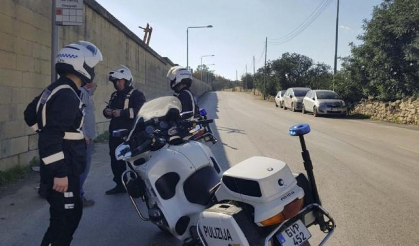 Afera na Malti: Uhapšeno više od polovine policajaca
