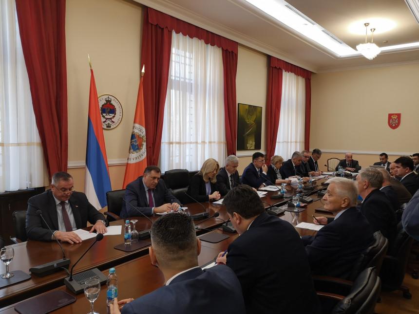 Sastanak o političkoj situaciji u Srpskoj i BiH
