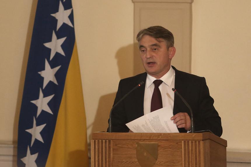 """""""Галама неће промијенити одлуку Уставног суда БиХ"""""""