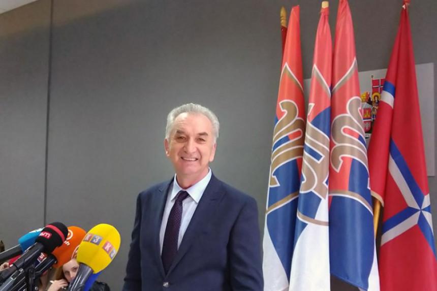 """Natjerali smo SNSD da reaguje na odluku US BiH"""