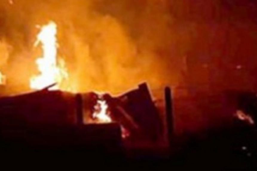Poginulo petnaestoro djece u požaru u sirotištu