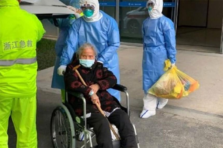 Baka stara 96 godina pobijedila virus korona