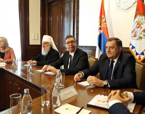 Vučić: Srbiji neophodan mir više od svega