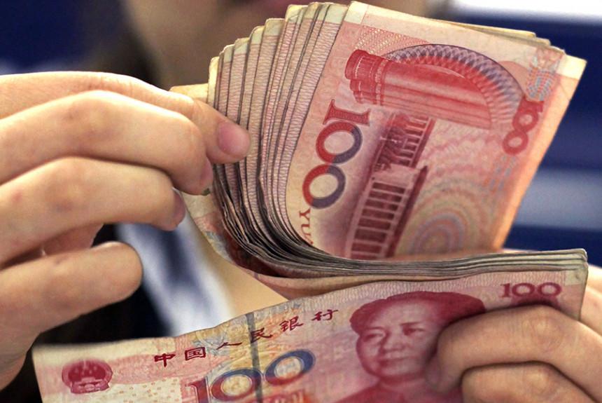 Zaštita: Kina stavila novčanice u karantin
