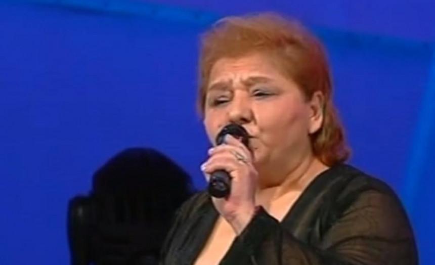 Ostala je pesma njena, da se pamti jedna Vida kada peva srce kida!