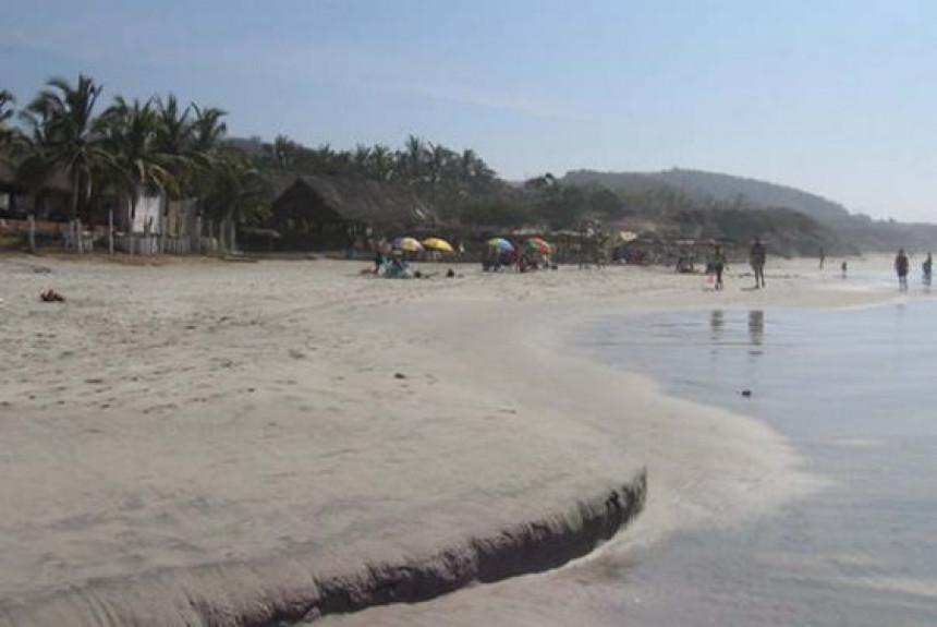 Čudno i misteriozno biće pronađeno na obali u Meksiku! (FOTO)
