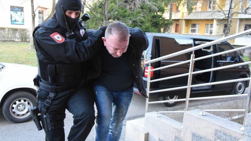Na provjeri računi i imovina uhapšenih inspektora MUP-a