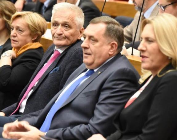 Posebne sjednice-Zakazivanje po želji Milorada Dodika?!