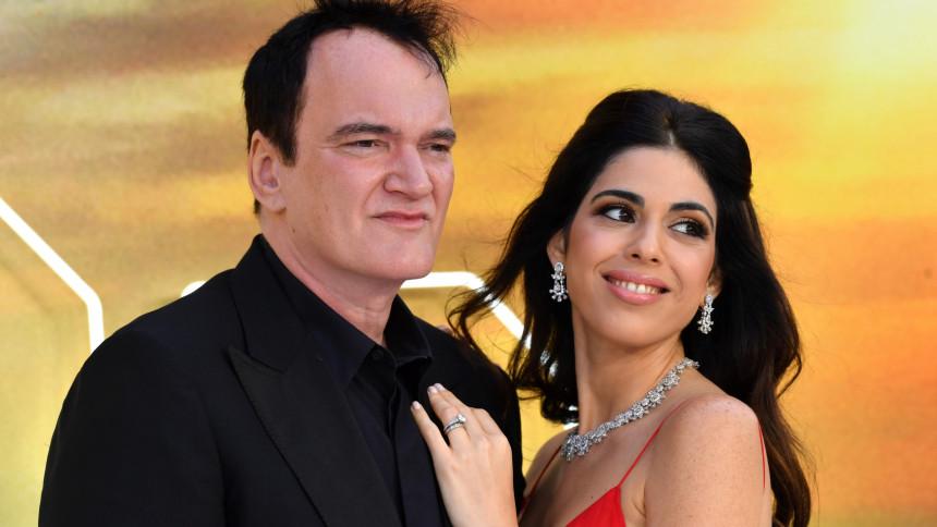Kventin Tarantino postao je otac u 57. godini