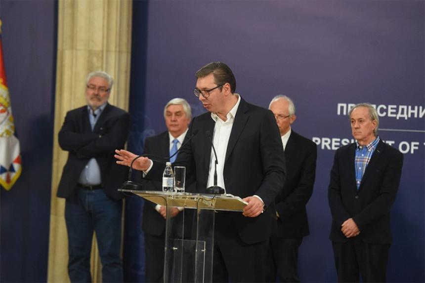 Vučić: U Srbiji nema zaraženih virusom korona