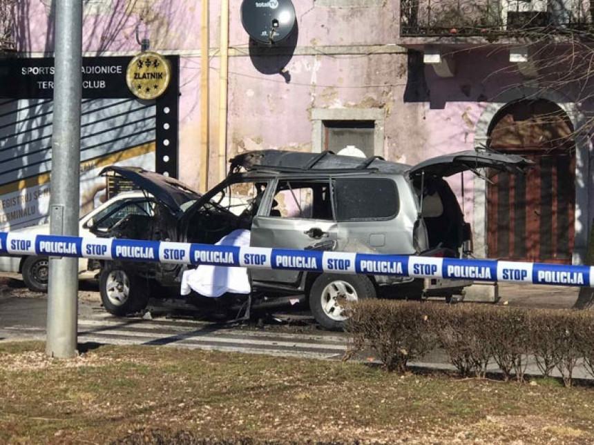 Likvidacija u Crnoj Gori: Od ekslozije poginuo Cetinjanin