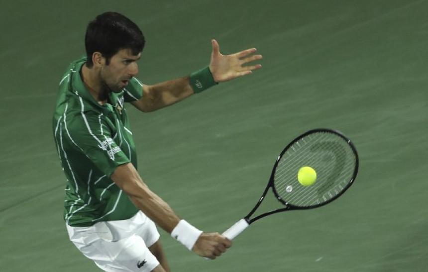 Nole se plasirao u polufinale turnira u Dubaiju