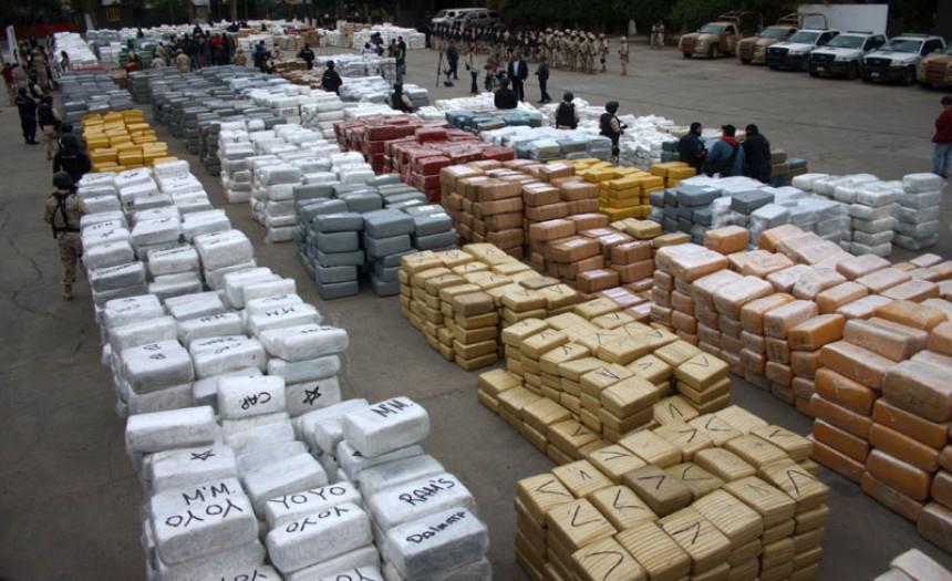 Zaplijenjeno više od tri tone kokaina u Italiji