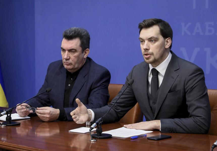 Ukrajina: Premijer podnio ostavku drugi put