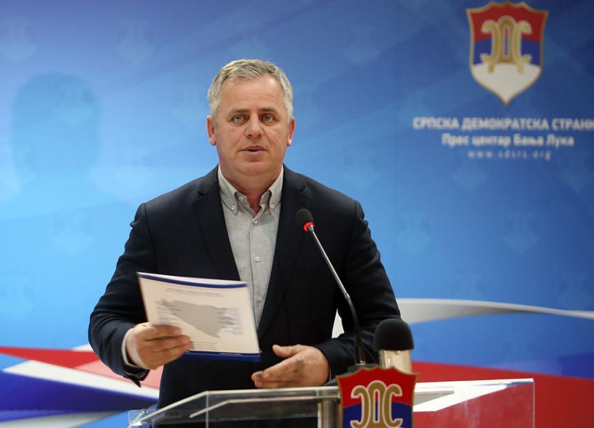 Stanić: Dodikova veleizdaja zarad vlasti u Sarajevu