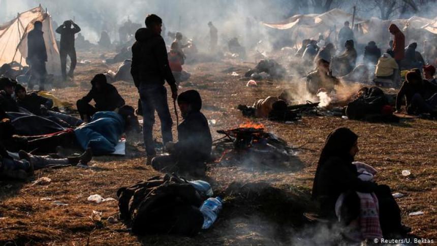 Očekuje se priliv migranata na grčko-turskoj granici