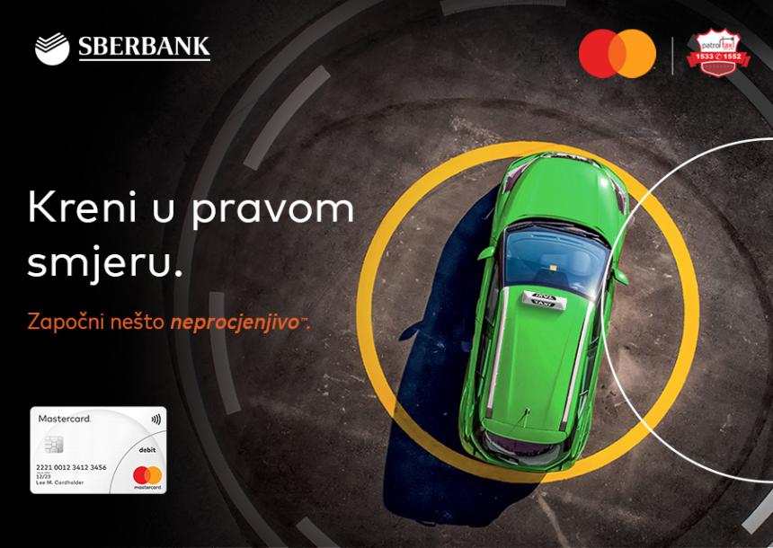 Kartično plaćanje taxi usluga na POS aparatima Sberbank a.d. Banja Luka