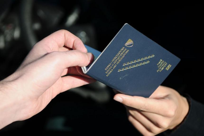 MIP: Trenutno 1.154 važeća diplomatska pasoša