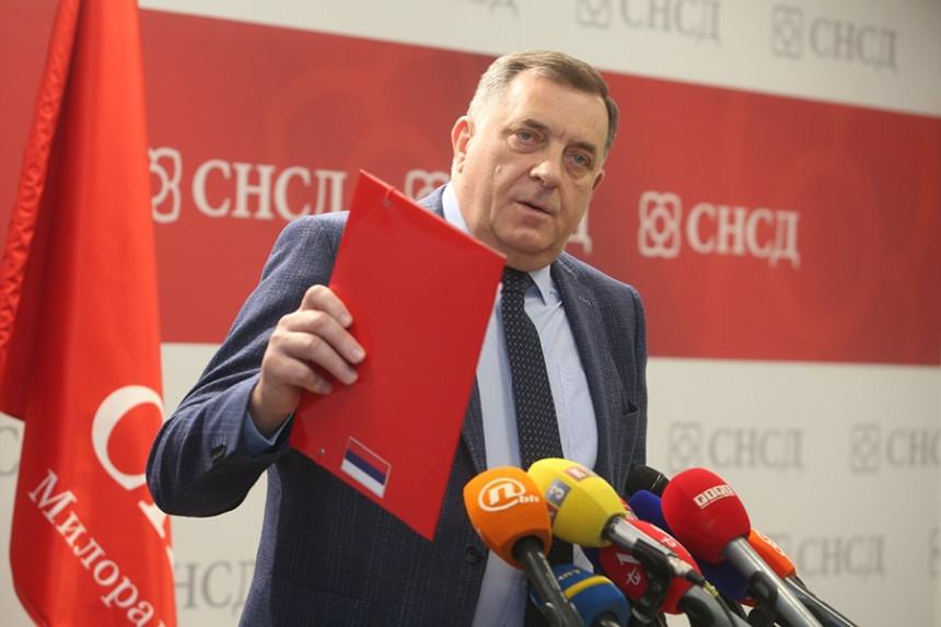 Dodika Šarović ne interesuje, čeka odluku Mićića