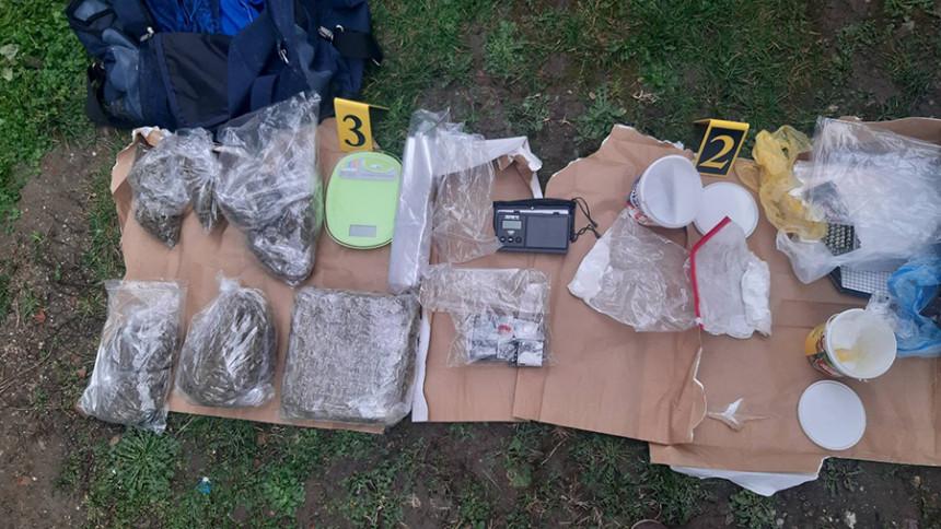 Policija oduzela tri kilograma droge u Bijeljini