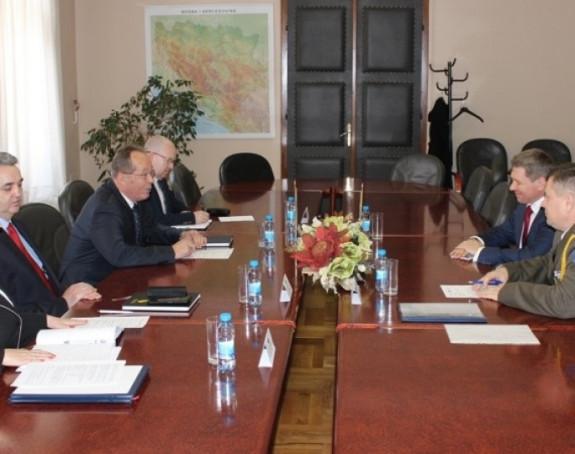 BiH uspostavila vojnu saradnju sa Ukrajinom