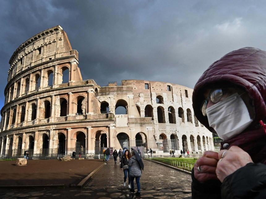 Virus korona rastjerao turiste iz gradova Italije