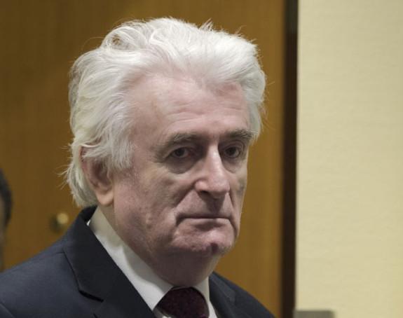 """Radovan Karadžić iz Haga za """"Novosti"""" o odnosima u BiH"""