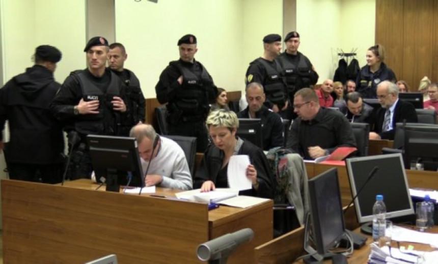 Nastavljeno suđenje za ubistvo Slaviše Krunića