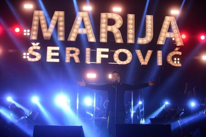 Marija održala prvi u nizu koncerata u Sava centru!