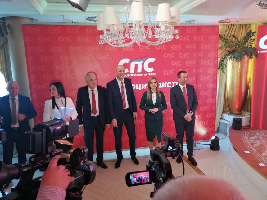 Osnovana nova Socijalistička partija Srpske (VIDEO)