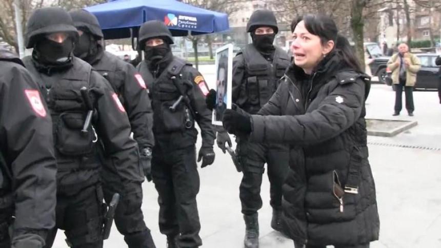 Suzana Radanović vraćena sa granice Hrvatske