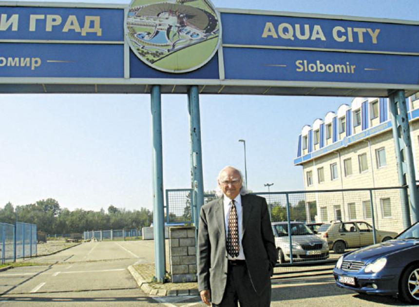 "Privredni sud: Ročište o prodaji imovine ""Akva sitija"""