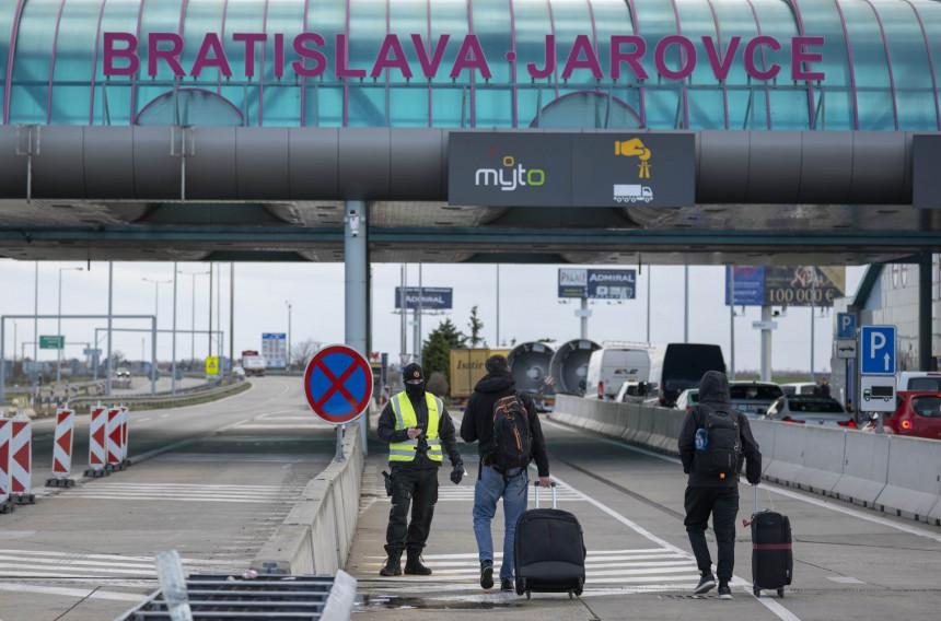 Zatvorene granice EU