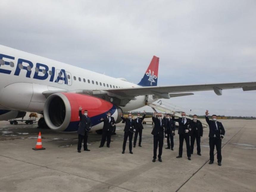 Stigao drugi avion sa medicinskom opremom iz Kine